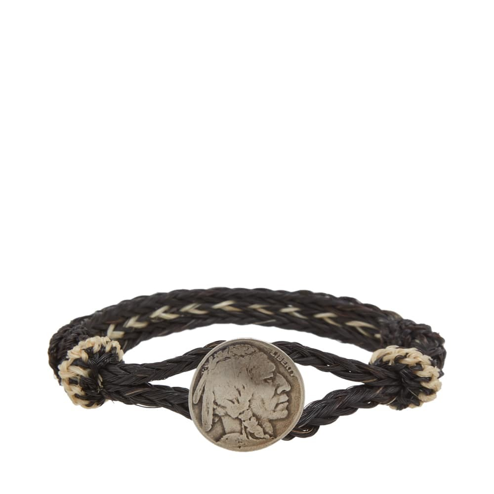 Photo: Chamula Indian Concho Bracelet