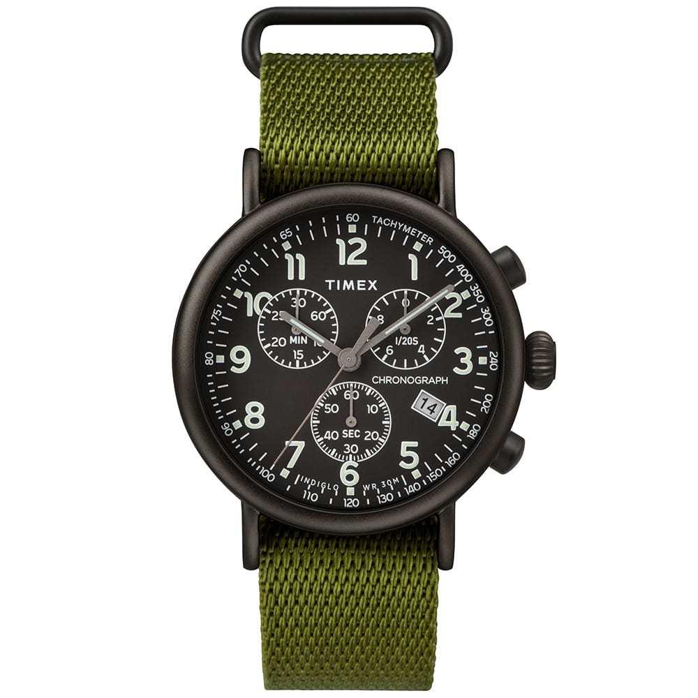 Photo: Timex Standard Chronograph Watch