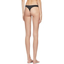Wolford Black Sheer Touch Thong