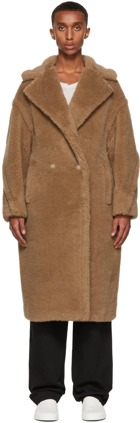 Photo: Max Mara Brown Teddy Bear Icon Coat
