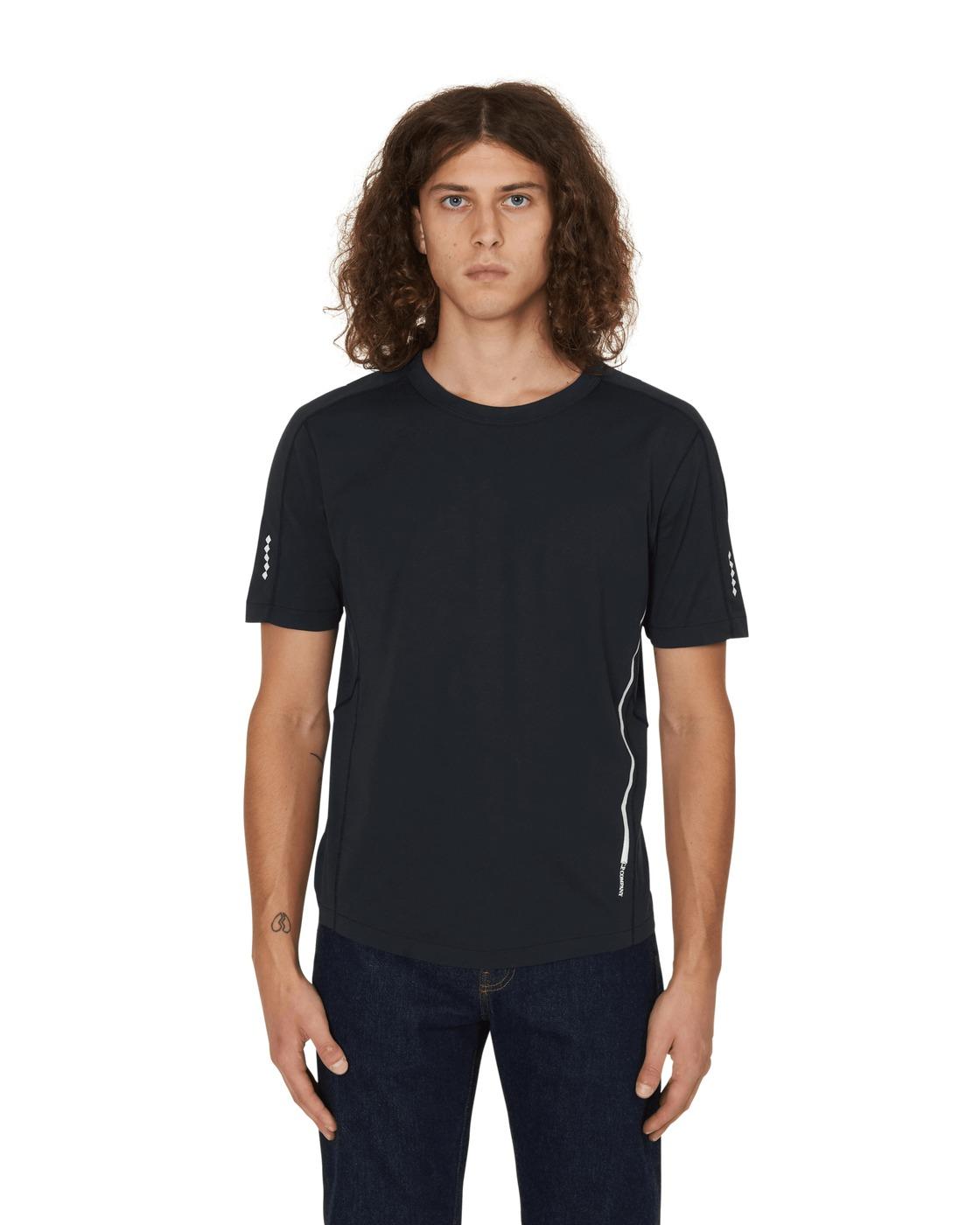 C.P. Company T Shirts Black