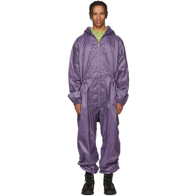 Photo: Marni Purple Full Jumpsuit