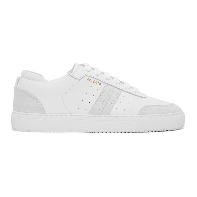 Photo: Axel Arigato White Dunk Sneakers