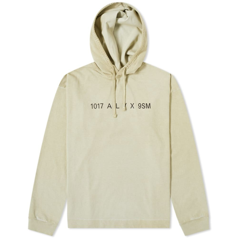 Photo: 1017 ALYX 9SM Logo Popover Hoody