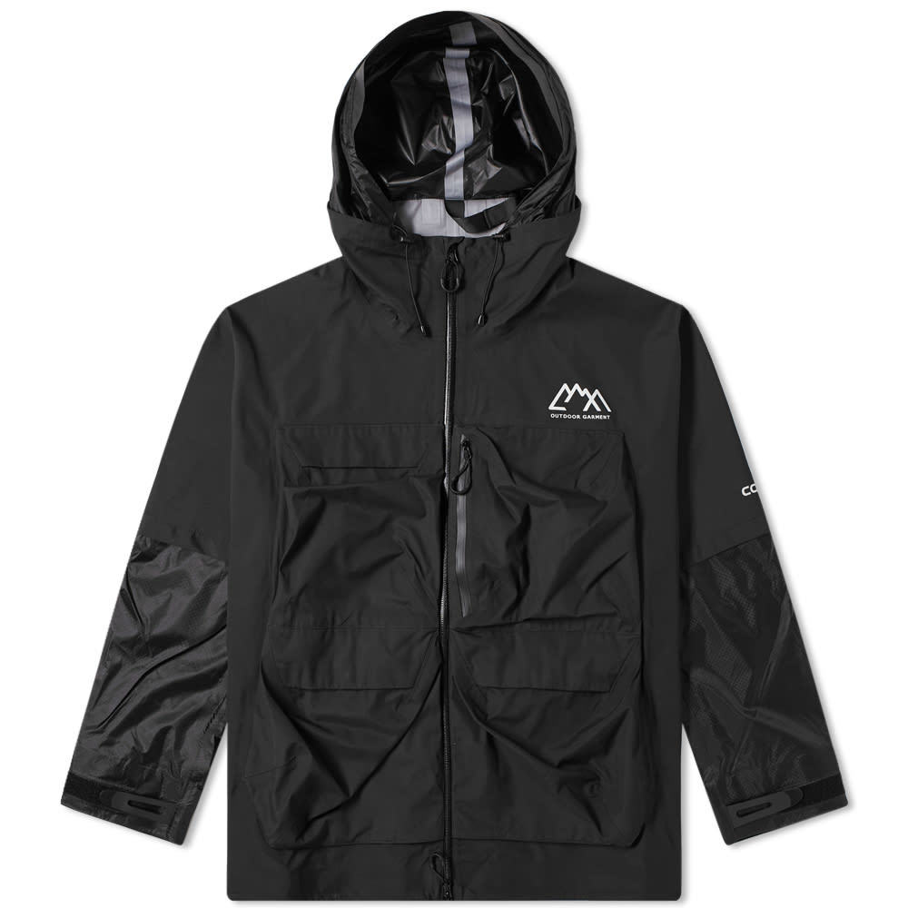 Comfy Outdoor Garment Guide Shell Jacket