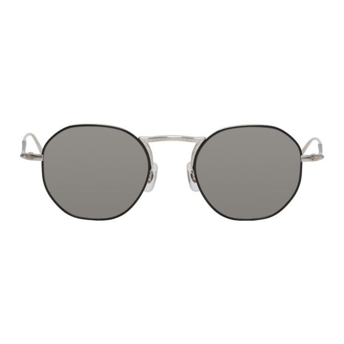 Photo: Matsuda Silver Mirrored M3057 Sunglasses