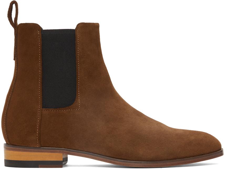 Photo: Hugo Suede Chelsea Boots