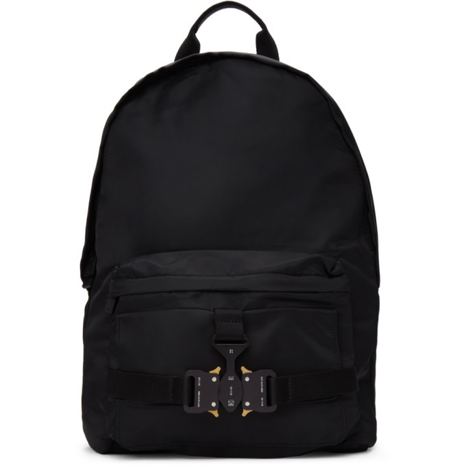 Photo: 1017 ALYX 9SM Black Re-Nylon Tricon Backpack