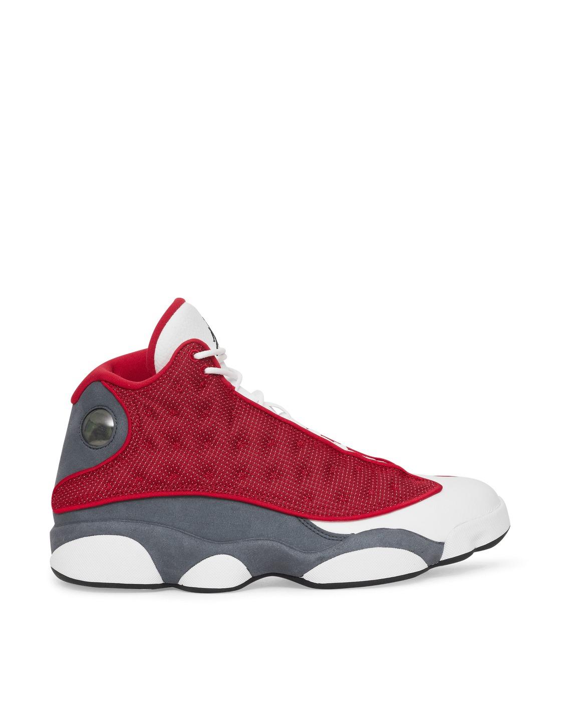Photo: Nike Jordan Air Jordan 13 Retro Sneakers Gym Red/Black