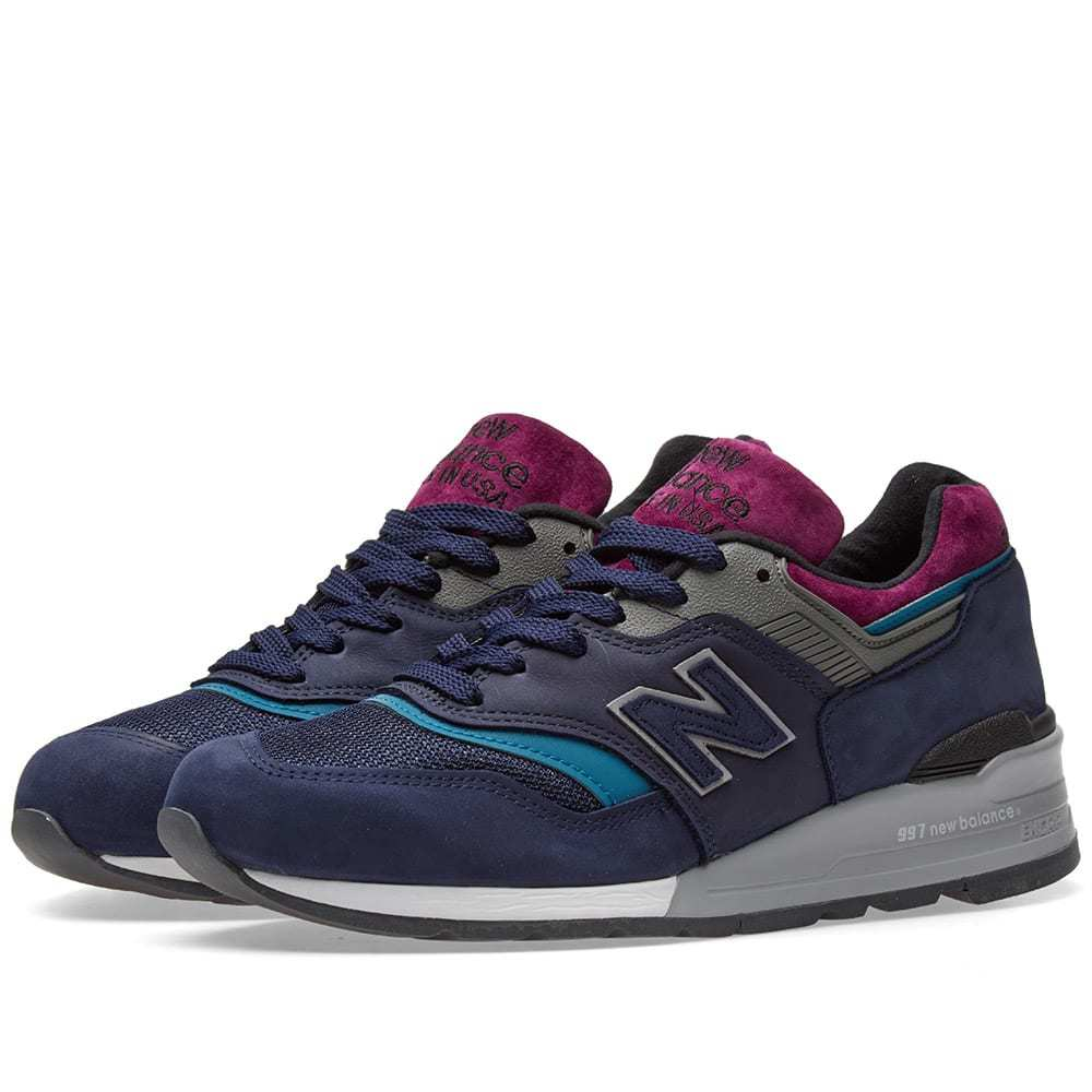 Photo: New Balance M997PTB - Made in the USA