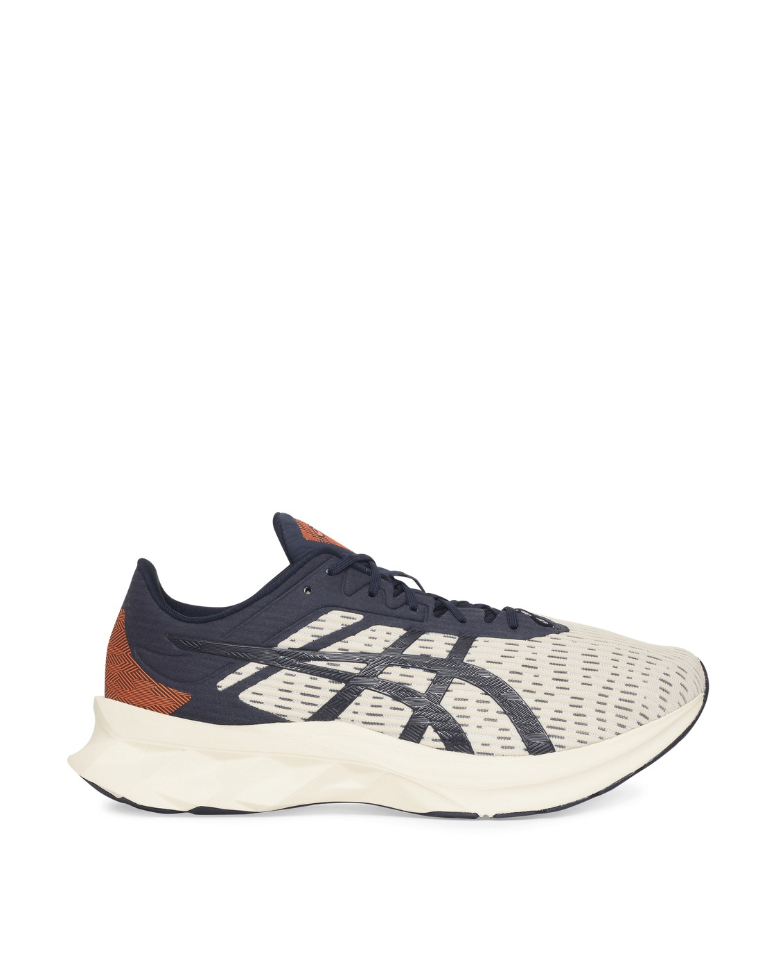 Photo: Asics Novablast Sps Sneakers Cream/Midnight