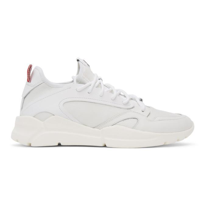Photo: Moncler White Anakin Sneakers