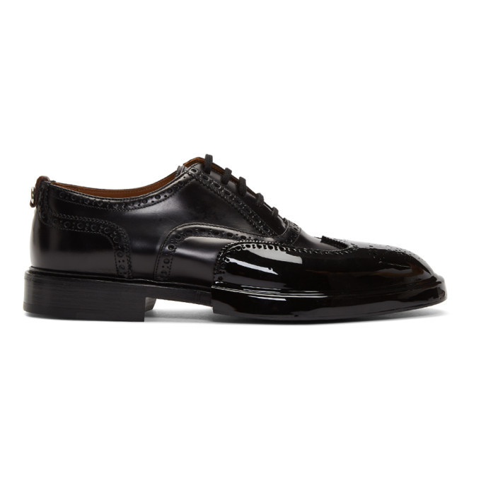 Photo: Burberry Black Leather Len Brogues