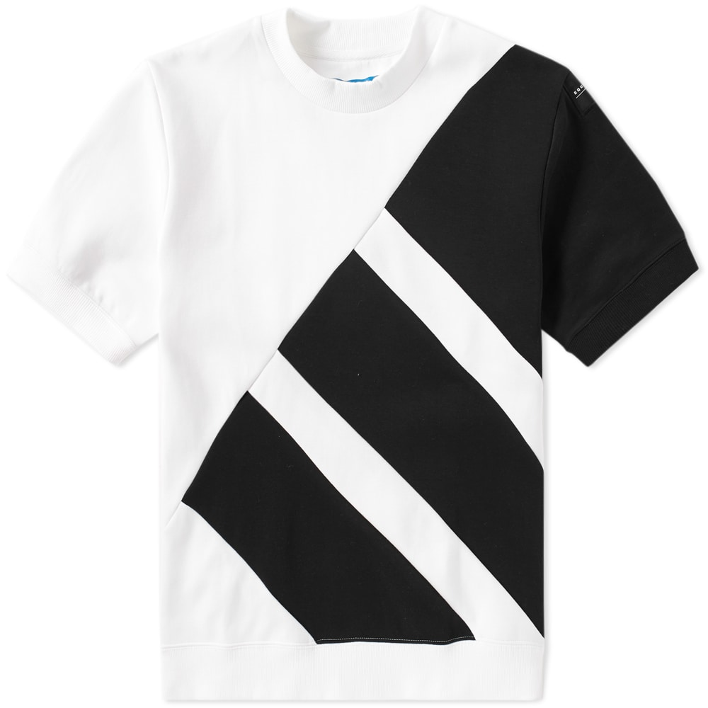 Photo: Adidas Short Sleeve EQT Boxy Crew Sweat
