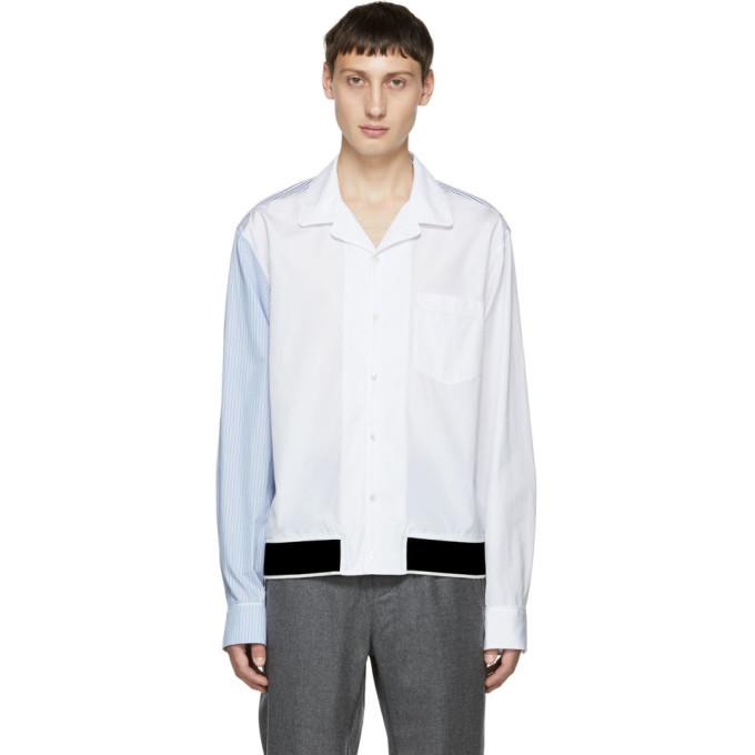 3.1 Phillip Lim White Pajama Souvenir Shirt