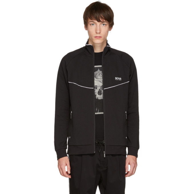 Photo: Boss Hugo Boss Black Tracksuit Jacket