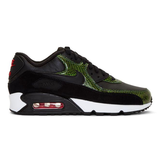 Photo: Nike Black Air Max 90 QS Sneakers