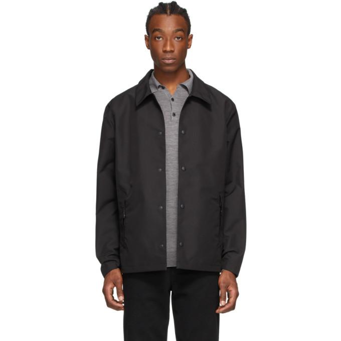 Photo: The Very Warm Black Seam Sealed Jacket