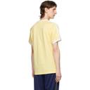 adidas Originals Yellow 3-Stripes T-Shirt