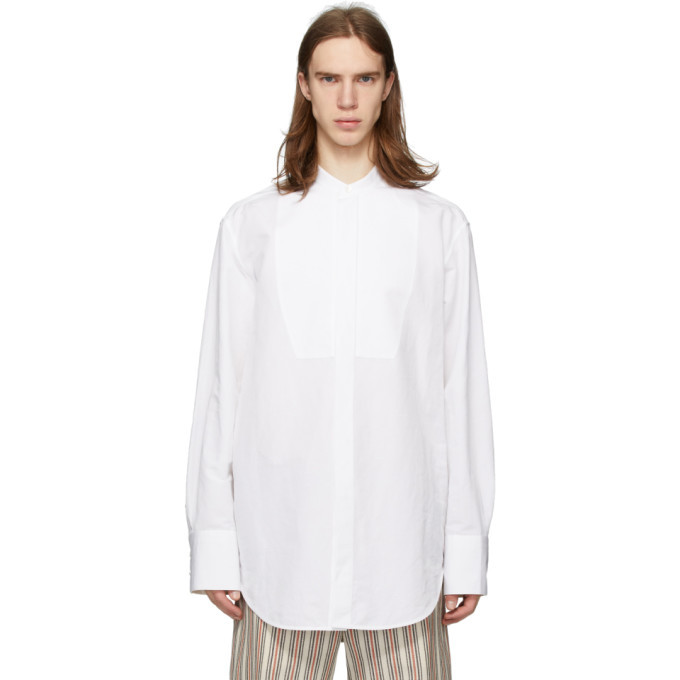 Photo: Jil Sander Off-White Achilles Shirt