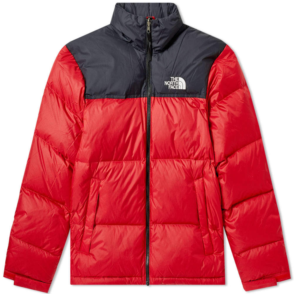 Photo: The North Face 1996 Retro Nuptse Jacket Red