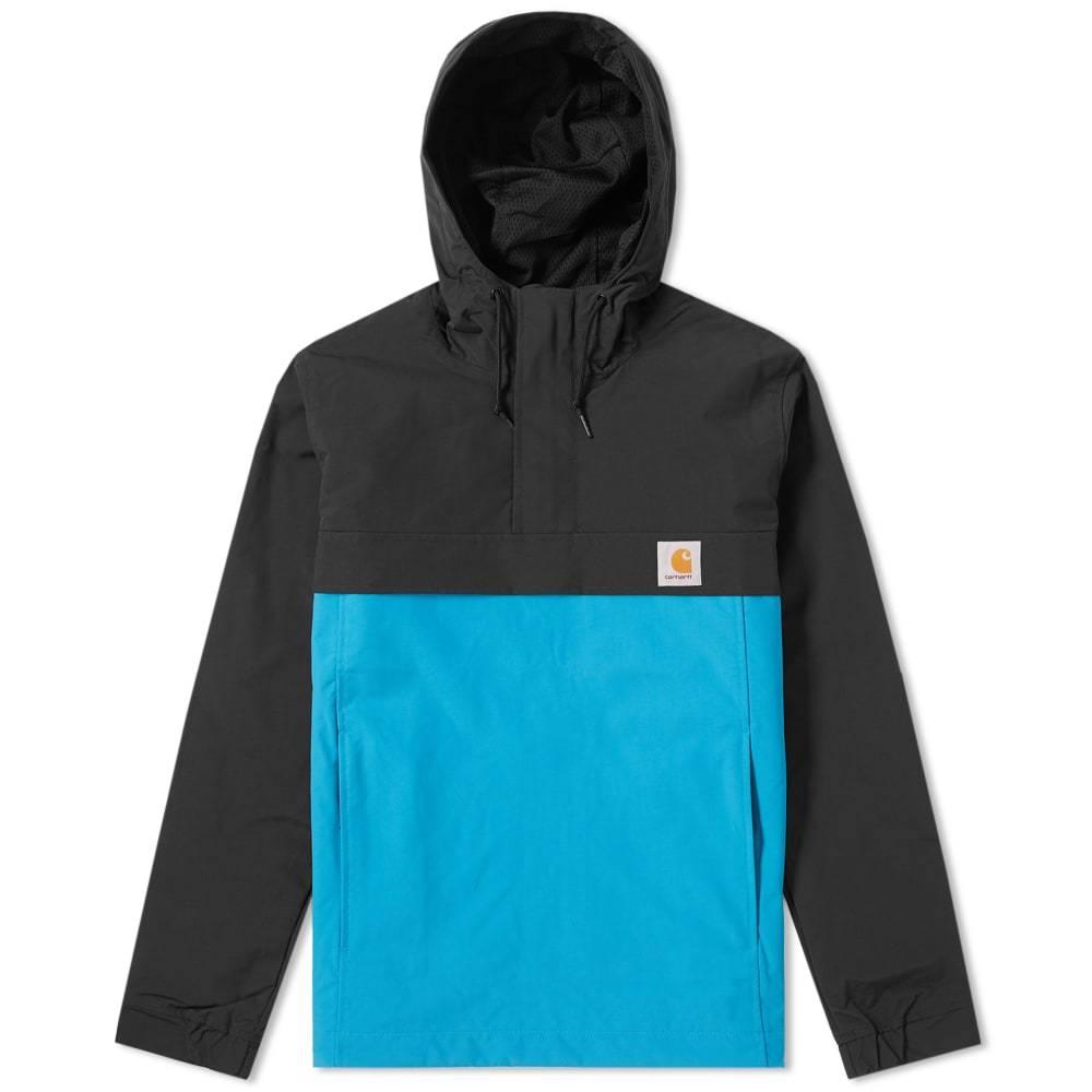 Photo: Carhartt Nimbus Two-Tone Pullover Jacket