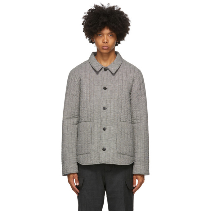 Photo: Officine Generale Grey Theo Jacket