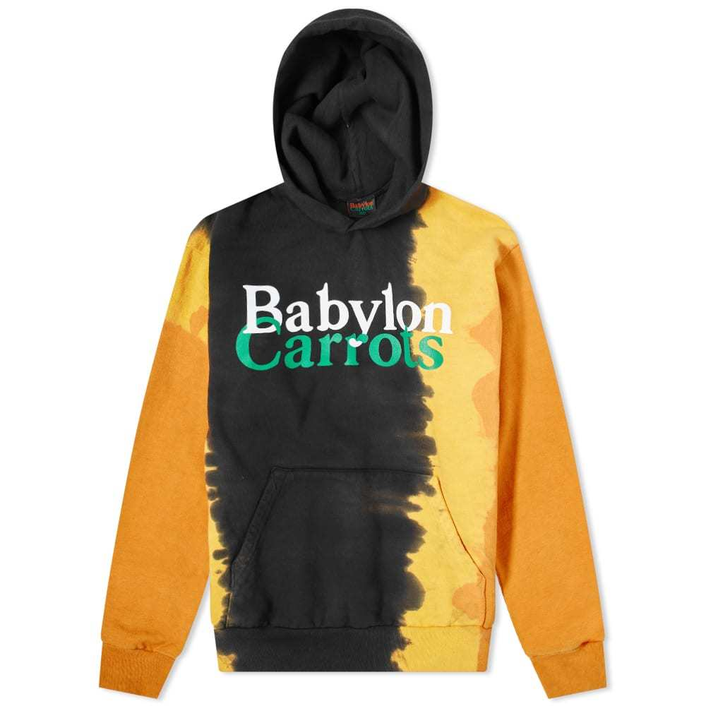 Photo: Carrots by Anwar Carrots x Babylon Stacked Logo Hoody