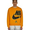 Nike Special Project Kim Jones Crewneck Sweatshirt Circuit Orange