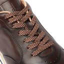 Dunhill - Duke Leather Sneakers - Brown