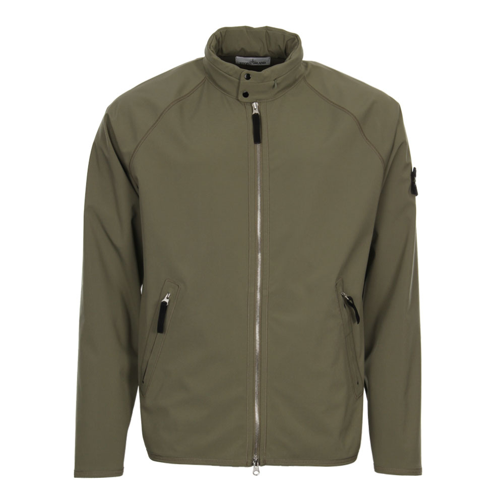 Photo: Jacket Light Soft Shell-R - Olive
