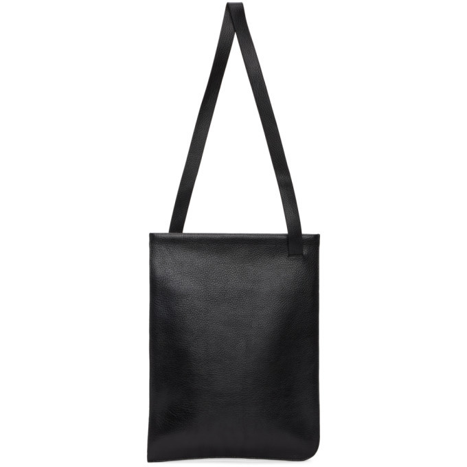 Photo: Lemaire Black Leather Tote