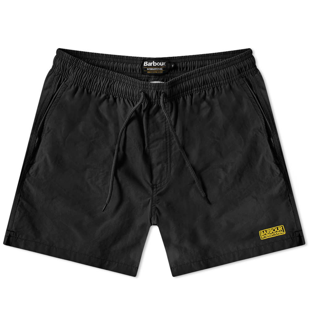 Photo: Barbour International Small Logo Swim Short