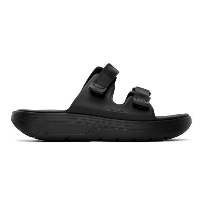 Photo: Suicoke Black Zona Sandals