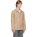 EDEN power corp Beige Field Shirt