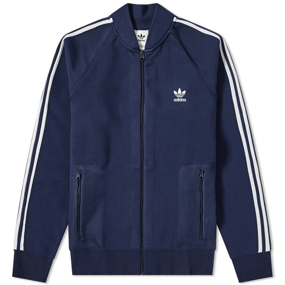 Photo: Adidas Knitted Track Top