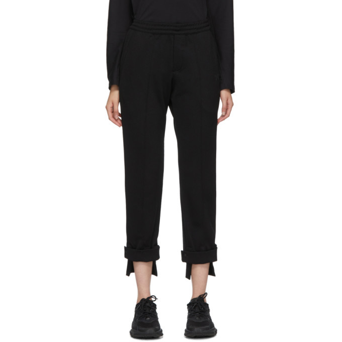 Photo: Y-3 Black Tailored Classic Track Pants