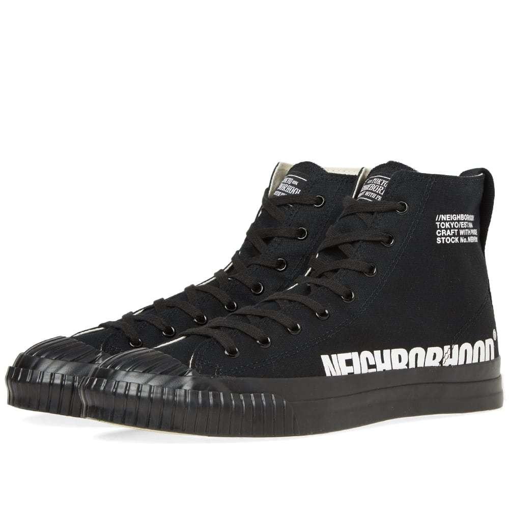 Photo: Neighborhood G.R Hi Sneaker