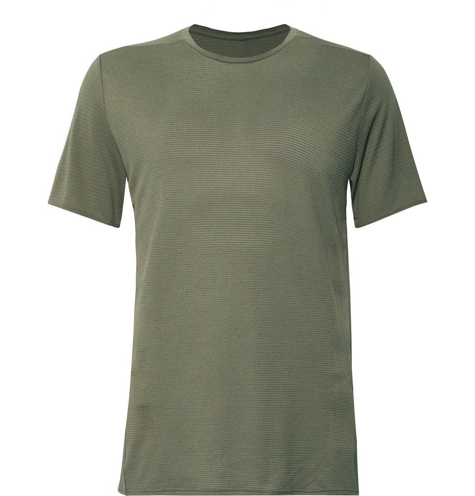Photo: Adidas Sport - Supernova Climacool T-Shirt - Army green