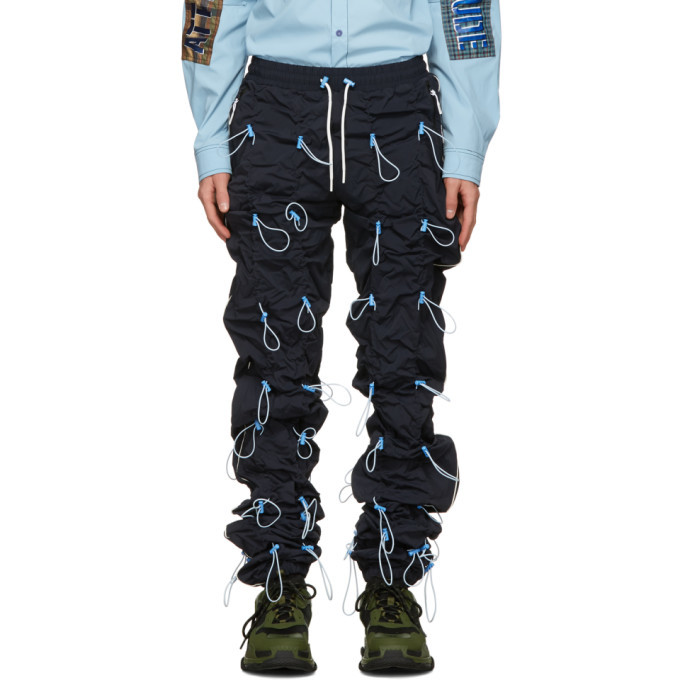 Photo: 99% IS Navy Gobchang Lounge Pants