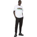 adidas Originals White Brush Stroke T-Shirt