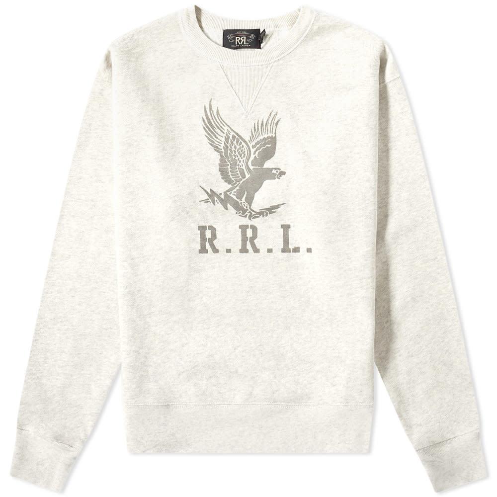 RRL Military Motif Sweat