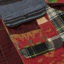 RRL - Matlock Patchwork Cotton and Wool-Blend Flannel Shirt - Men - Multi