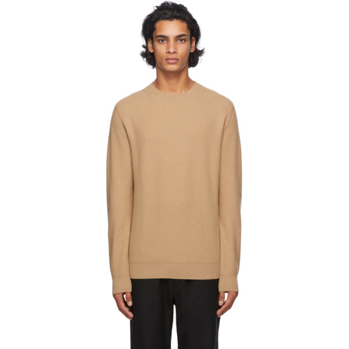 Photo: Ermenegildo Zegna Tan Cashmere Sweater