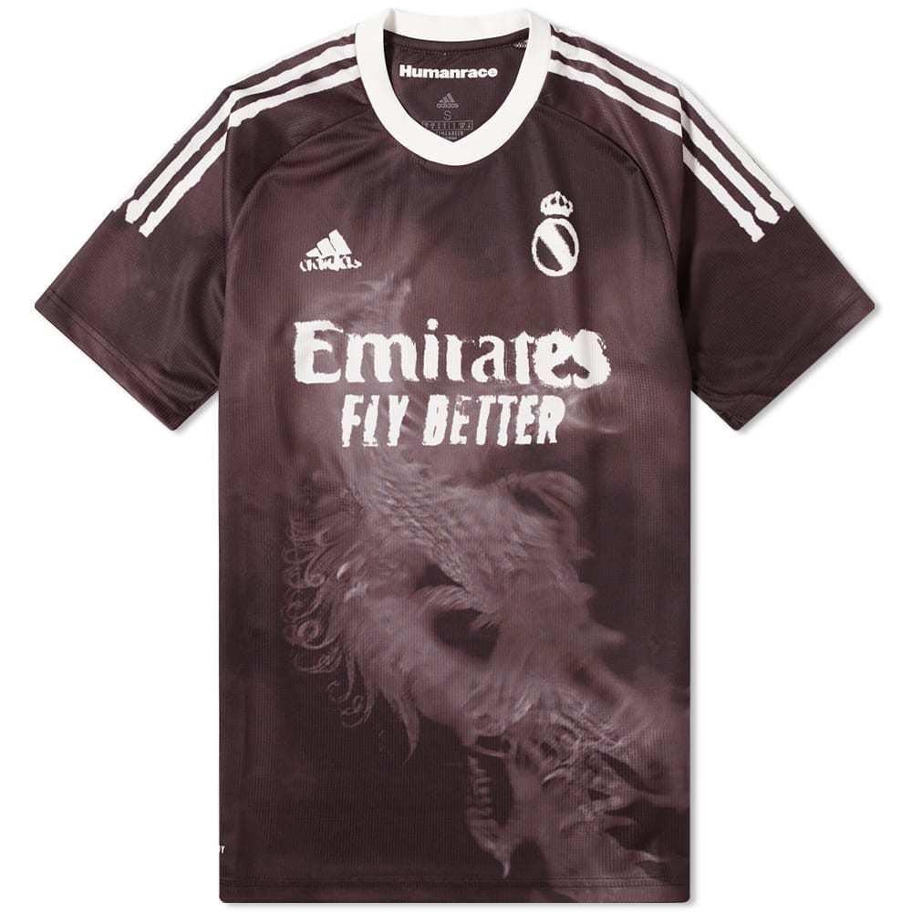 Adidas Real Madrid x Human Race Football Club Jersey
