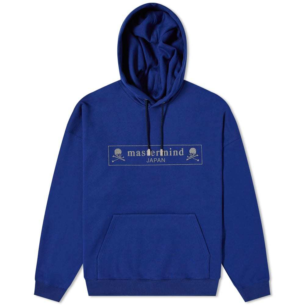 Photo: MASTERMIND JAPAN Boxed Logo Hoody