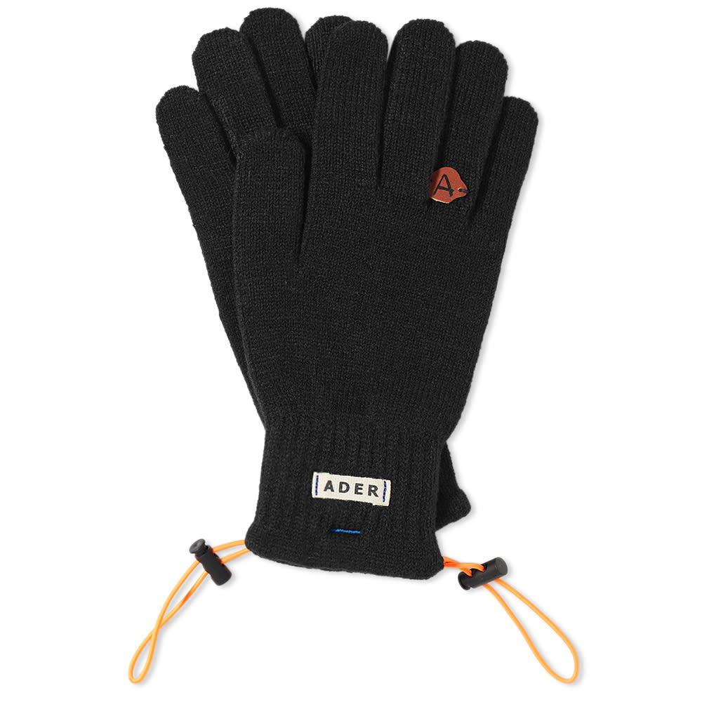 Photo: ADER error Dust Bag Detail Gloves