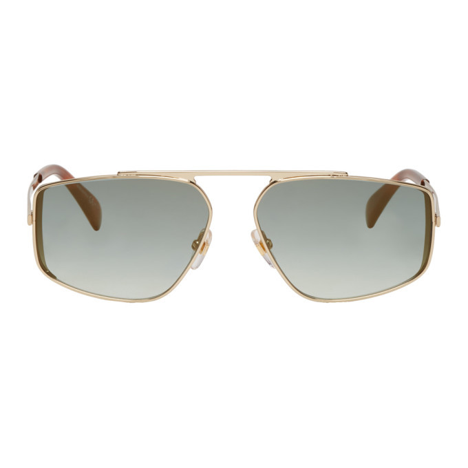 Photo: Givenchy Gold GV7127/S Sunglasses