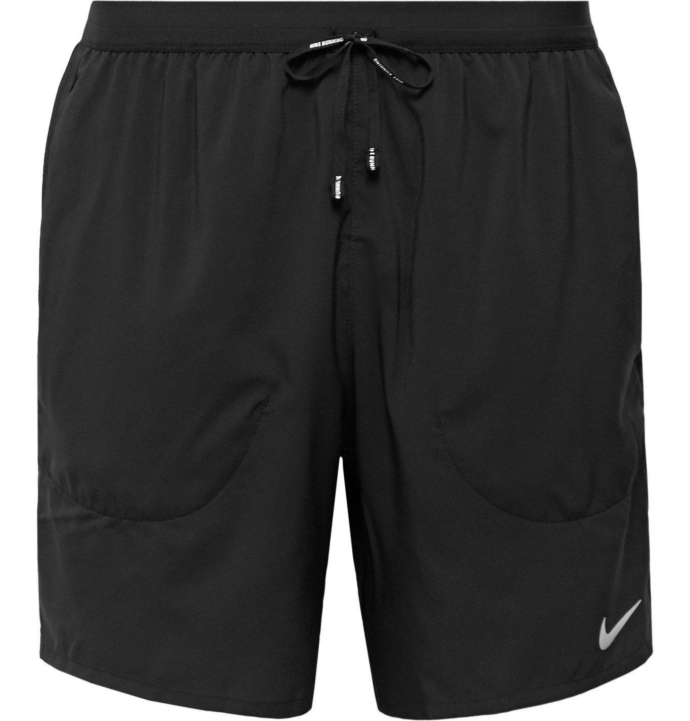Nike Running - Flex Stride Slim-Fit Dri-FIT Shorts - Black
