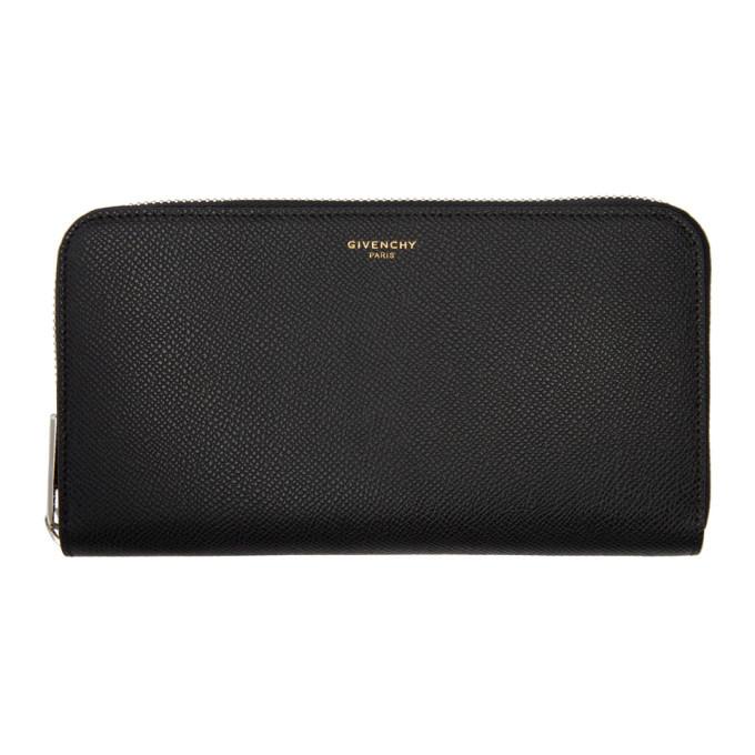 Photo: Givenchy Black Eros Continental Wallet